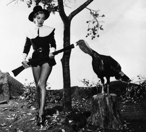 Resultado de imagen para marilyn monroe thanksgiving